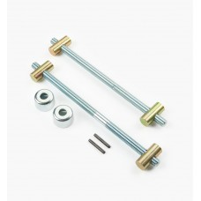 Wooden Jaw Hand-Screw Clamps kit 8 inch