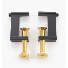 2-inch Capacity Clamps, pr.
