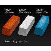 Strop Polishing Wax Bar - Blue (5000)