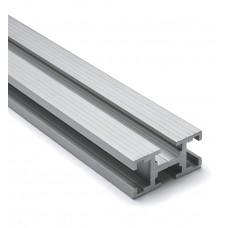 Veritas® Quad T-Slot Track 2ft long