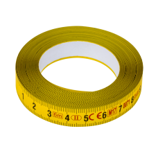 Adhesive steel bench tape 6m