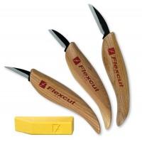 3-Knife Starter Set