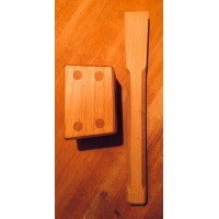 Carpenter's Mallets in Beech - small