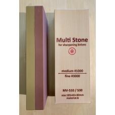 Multi stone 1000 och 3000