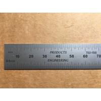 150mm Rigid rule
