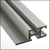 Veritas® Edge T-Slot Track 4ft