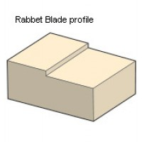 "1-1/16"" Blade Rabbet Blade for Combination Plane"