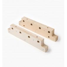 Small Risers, pair