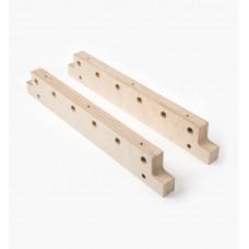 Medium Risers, pair