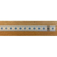 Incra Lexan Metric Scale - 123-81cm