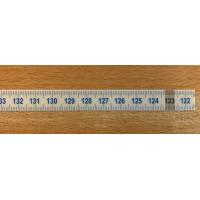 Incra Lexan Metric Scale - 164-122cm