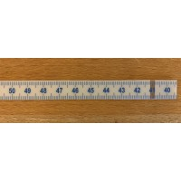 Incra Lexan Metric Scale - 82-40cm