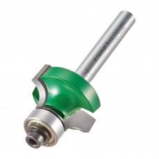 Rounding over 6.3mm radius x 12.7mm cut  - shank 1/4