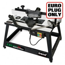CraftPro Router Table MK3 230V Euro plug