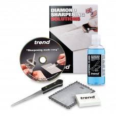 Diamond complete sharpeners kit