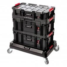 Modular Storage Compact Platform Set 4pc