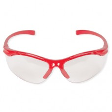 Safety spectacle EN166 clear lens