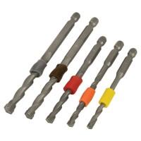Trend Snappy masonry drill 5pc depth band