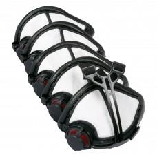 Air Stealth Lite Pro FFP3 R D mask