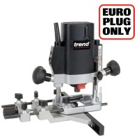 1000W 8mm Variable Speed Router 240V - Authorised distributors only