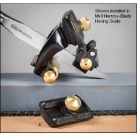 Mortise Chisel Adapter for Veritas® Mk.II Narrow-Blade Honing Guide