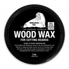 Wood Wax for Cutting Boards 3oz